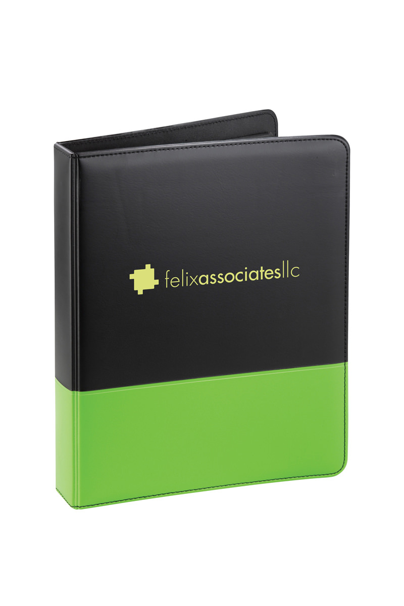 Custom Printed Associate Binders